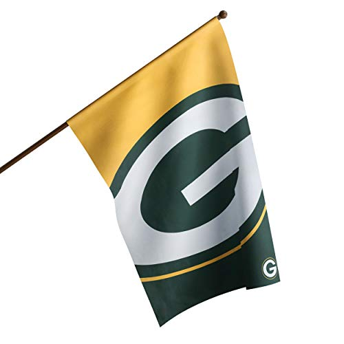 Green Bay Packers NFL Vertical Flag