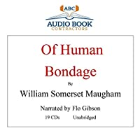 Of Human Bondage (Classic Books on Cd Collection)