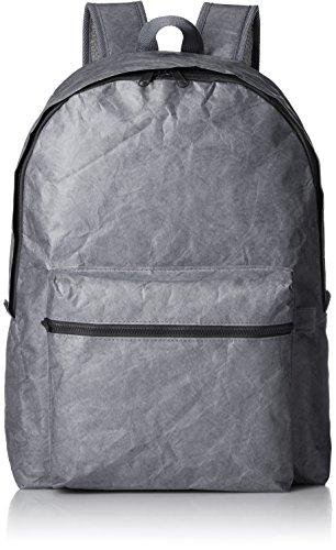 [スロウワー] バックパック A4対応 軽量 耐水 グレー One Size