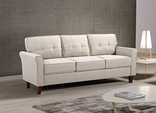 US Pride Furniture Sofas, Beige/Tan