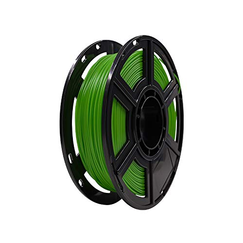 Flashforge PLA 3D Printing Filament 1.75mm 0.5KG/Roll for Dreamer and Finder Series (Green)