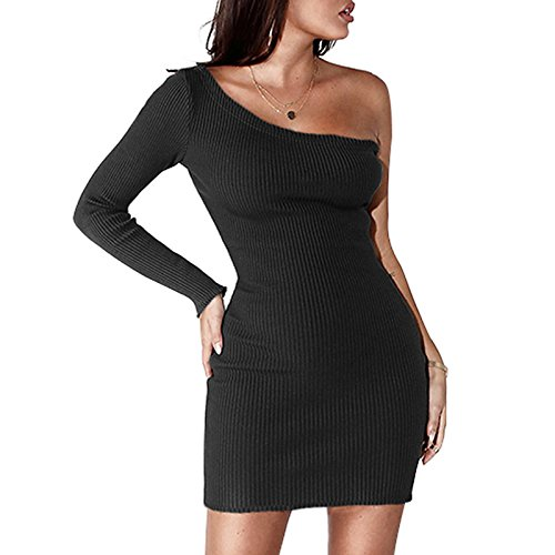 kekafu Frauen täglich Vintage Figurbetontes Mantel Kleid, Gurt Mini oberhalb Knie Ärmelloses Nylon Feder Fallen Mittelhohes Micro-elastischen Opak, L, Rot
