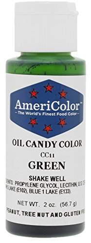Americolor Green Candy Oil Color