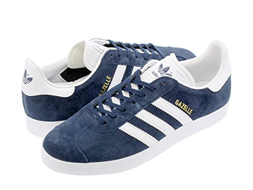 [アディダス] GAZELLE COLLEGE NAVY/WHITE/GOLD MET Originals