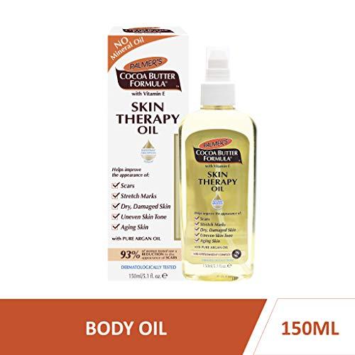 Palmer's Cocoa Butter Formula Skin Therapy Moisturizing Body Oil with Vitamin E | 5.1 Ounces