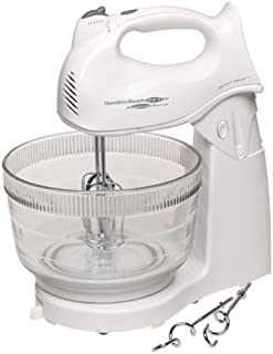 Hamilton Beach 64695N Power Deluxe Hand/Stand Mixer