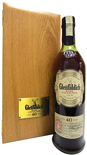 Glenfiddich - Rare Colletion - 40 year old Whisky