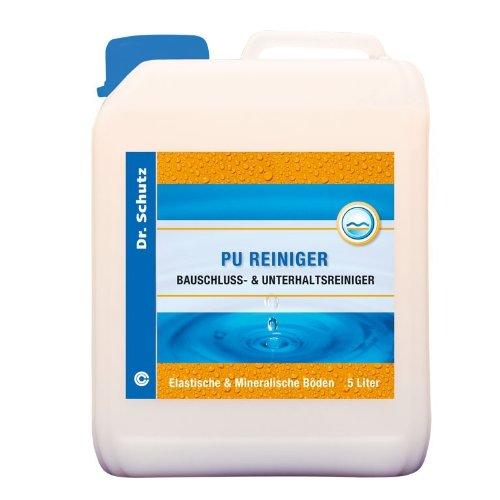 CC Dr. Schutz PU Reiniger 10 Liter Bauschlussreiniger und Unterhaltsreiniger