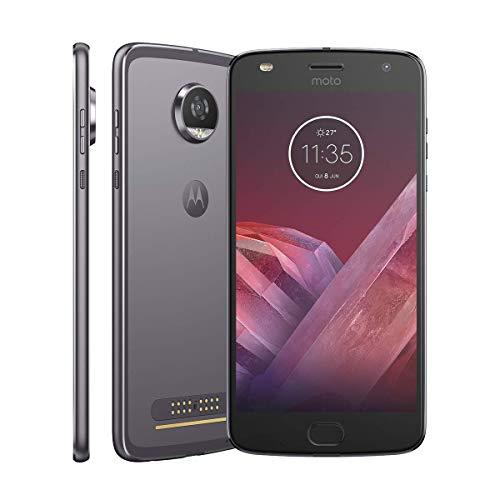 "Smartphone, Motorola, Moto Z2 Play, XT1710, 64 GB, 5.5"", Platinum"