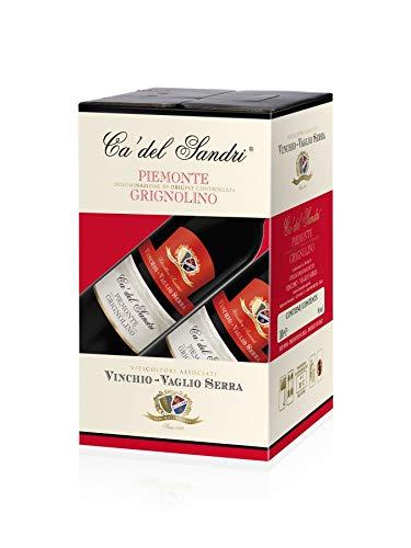 Vinchio Vaglio Serra - Bag in Box 10 lt. Piemonte DOC Grignolino'Ca' del Sandri'