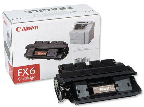 Canon LASERFAX L1000 FX6 TONER # H11-6431-460 (1559A003), Kapazität: 5.000
