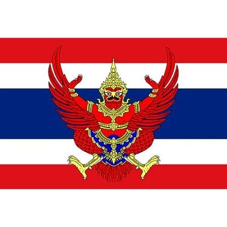 Michael Rene Pflüger Barmstedt Premium Aufkleber 8 4x5 4 Cm Thailand Wappen Garuda Thai Sticker Auto Motorrad Bike Autoaufkleber Auto