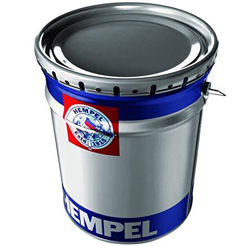 Hempel Speed-Dry Alkyd 43140 | Blaue Metallfarbe für Stahl und Eisen | Metalllack RAL 5015 Rostschutzfarbe für innen und außen | 2 in 1 Grundierung und Metallschutzlack in Himmelblau | matt