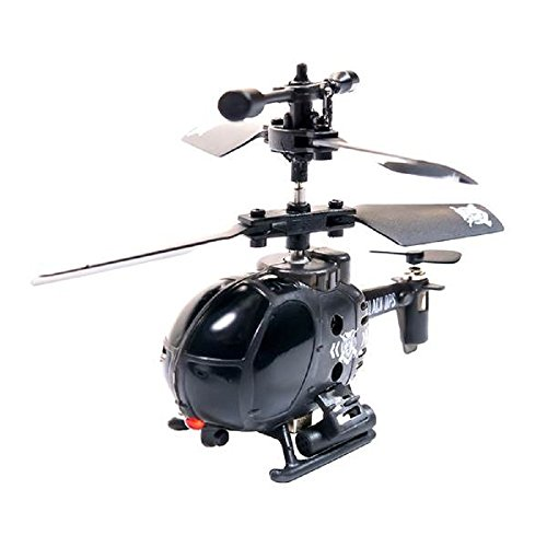 Black Ops Ignite Radio Control Mini Flyer 3.5 Channel Helicopter