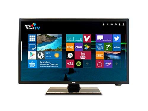Npg - Tv 24 'Led Smart Tv Direct Npg Fullhd Serie 300