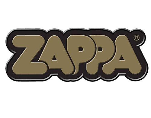 Frank Zappa Kühlschrankmagnet Gold 3D Bubble Logo Nue offiziell Gold