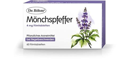 Dr. Böhm Mönchspfeffer 4 mg, 60 St. Tabletten