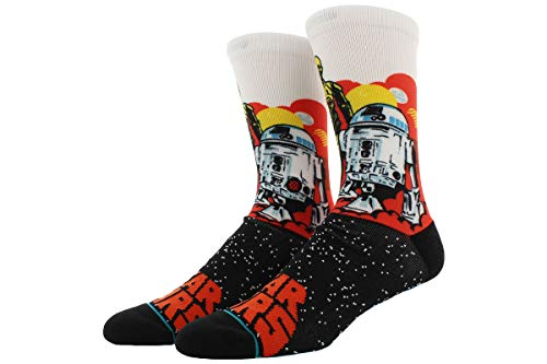 Stance Star Wars Droids Socken (L, Orange)
