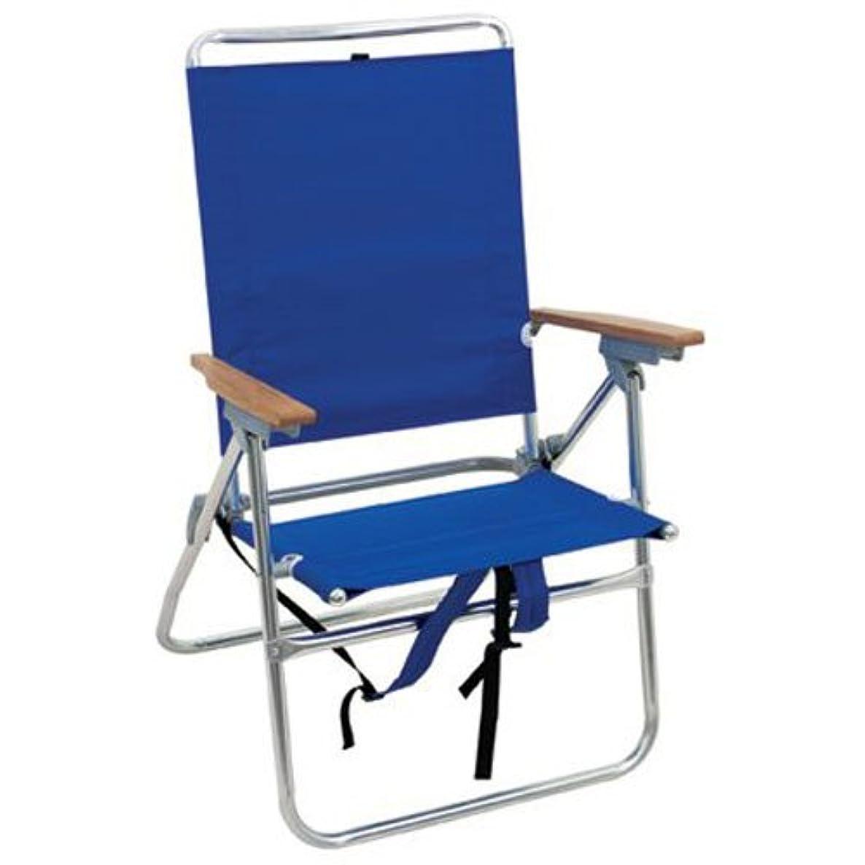 Rio Brands SC642BP-TS Hi Boy Beach Chair