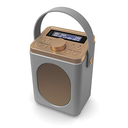 Majority Little Shelford - DAB/DAB+ Digital & FM Radio - Portable Wireless...