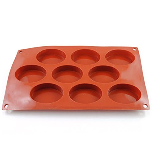 Best Price! Cake Chocolate Soap Silicone Baking Mould Mold Cookie Cupcake Candy Pan Donut Cookies To...