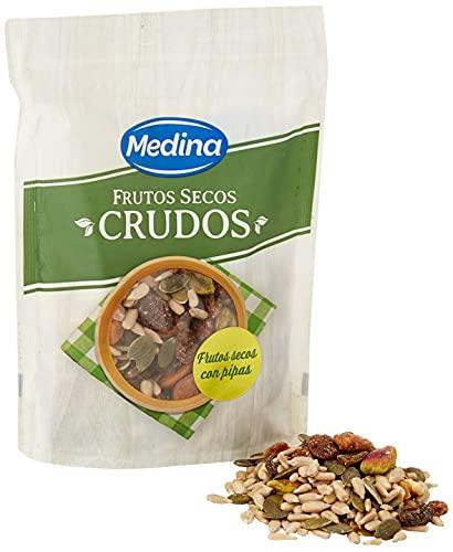 Medina Mix De Pipas Y Frutos Seco Crudos 100 g, 1 unidad