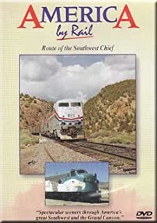 America by Rail - Route of the Southwest Chief [DVD] [2008]