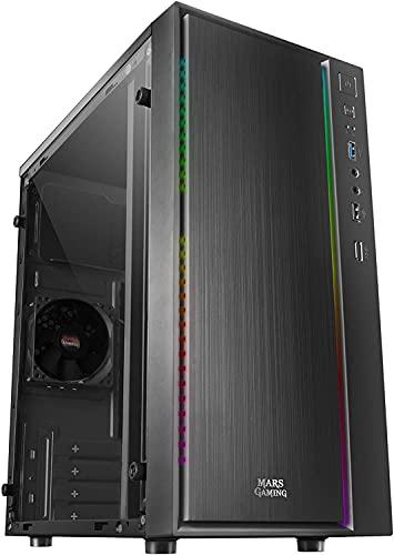ST PC Gaming i5 10400F 4,3GHz Turbo   Nvdia GTX 1050 TI 4GB   16GB RAM   NVME SSD 500GB   500W 80 PLUS   PCIE Wi-Fi   Windows 10 Pro   Computer da Gaming   Summit Tech