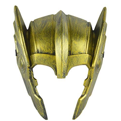 QWEASZER Thor: Ragnarök Halloween Thor Casco Cosplay