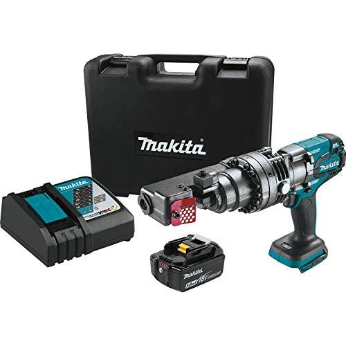 Makita XCS04T1 18V LXT Lithium-Ion Brushless Cordless Rebar Cutter Kit (5.0Ah)
