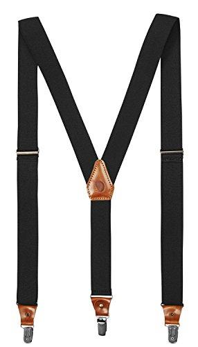 Fjällräven Singi Clip Suspenders Gürtel, Grau (Dark Grey 030), Einheitsgröße