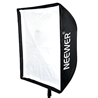 """Neewer® 24"""" x 36""""/60cm X 90cm Speedlite, Studio Flash, Speedlight and Umbrella Softbox with Carrying Bag for Portrait or Product Photograp (B00LHLAP6K)   Amazon price tracker / tracking, Amazon price history charts, Amazon price watches, Amazon price drop alerts"""