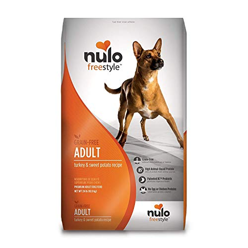 Nulo Adult Grain Free Dog Food: All Natural Dry Pet Food For...