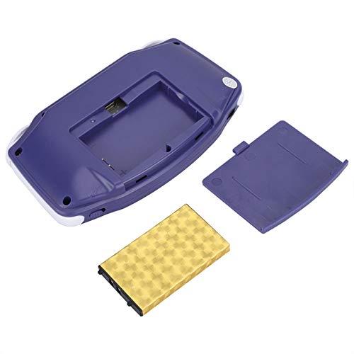 DAUERHAFT Consola de Juegos Controlador USB de Mano de 8 bits GB30 ABS, para Entretenimiento, Transferencia a la Pantalla de TV, 300 Juegos Integrados