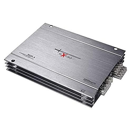 Excalibur X600.4 – Amplificador Estéreo 4 Canales (2400 W,...