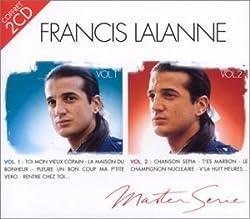 Coffret 2 CD : Master serie : Francis Lalanne