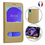 PH26 Case for Wiko Y80 Extra Slim X2 Windows in Eco Quality