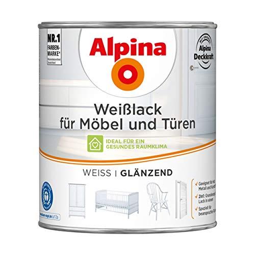 AP Weißlack für Möbel & Türen