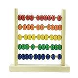 Ggdoo Abacus Madera del Juguete de Aprendizaje del ábaco Colorido Juguete Educativo para niños Puzzle Juguetes