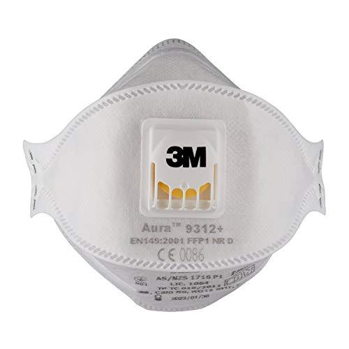 3M - Mascara anti-polvo