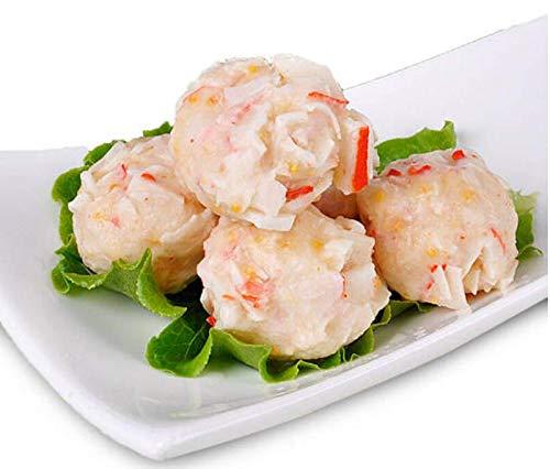 【台湾阿中龍蝦風味丸】 ポークミートボール  冷凍食品 しゃぶしゃぶ・鍋 火鍋食品  300g×4点