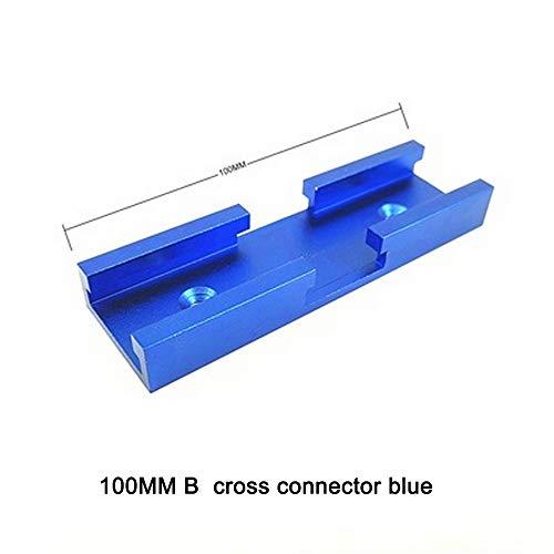 Conector de cruz 30 tipo T-Tracks Miter