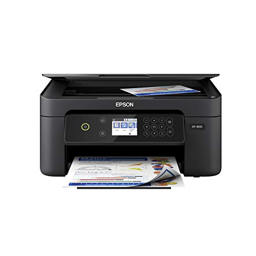 Epson Expression Home XP-4100 Wireless Color Printer with Scanner and Copier Montana
