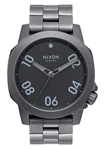 nixon smartwatch Nixon Analogico Quarzo Orologio da Polso A468-632-00