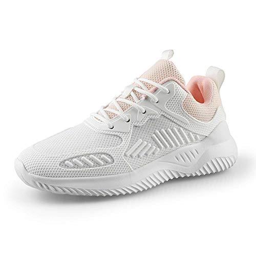 Mujer Zapatos Deporte Mujer Zapatillas Deportivas para Correr Caminar Gimnasio Transpirable Sneakers...