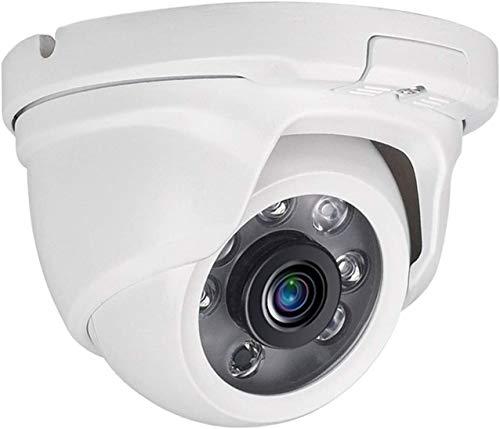 Tonton CCTV Full HD 1080P Outdoor Video Telecamera di Sorveglianza Esterno Impermeabile Telecamera per TVI/AHD//5 in 1/4 in 1 DVR Recorder, Visione Notturna, 20 m, Range di Rilevamento Personalizzato