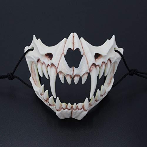 HUOQILIN hars masker draak God tijger nachtschaduw Cangjie tweede Yuan aankleden COS