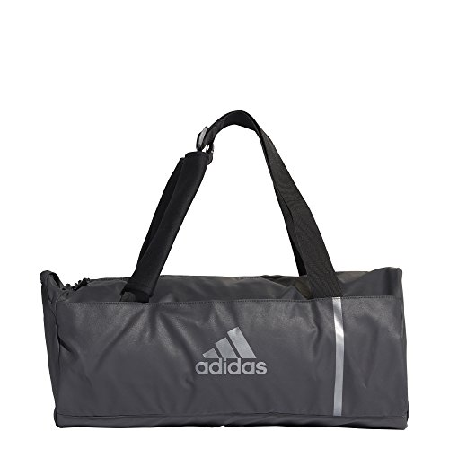 Adidas TR Cvrt Duf S Sac de Sport Grand Format, 25 cm, liters, Gris (Carbon/Nocmét/Nocmét)
