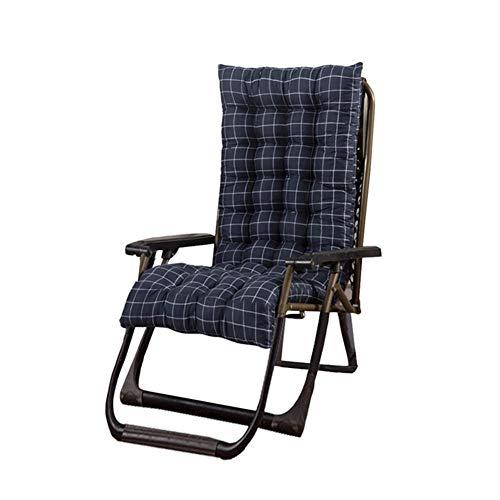 BZT Cojín de Silla de decoración de Oficina en casa Mecedora Cojines Cubierta del Amortiguador Ocioso Grueso sillón sofá Suave cojín Perfecto for cojín de sillón reclinable Piso Tatami (Color : C)