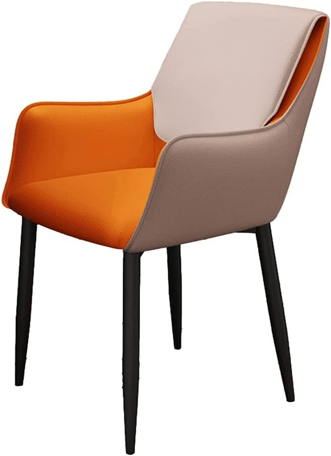 WRNM Light Luxury Dining Chair Modern Product Home Ma Baltimore Mall Leather Minimalist